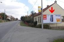 Billboard, Velké Meziříčí  (Karlov, směr D1  )