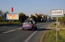 Billboard, Lužany (E 53)