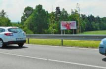 Billboard, Ostrava (Opavská)