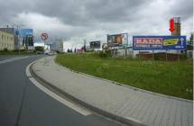 Billboard, Plzeň - Libušín (Koterovská)