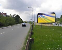 711409 Billboard, Brno - Bystrc       (Obvodová X Heyrovského      )