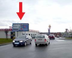 781056 Billboard, Olomouc (Horní lán - obch. centrum HANÁ   )