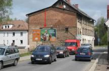 Billboard, Liberec (Švermova,sm.centrum)