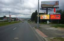 Billboard, Plzeň  (Rokycanská)