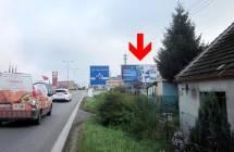 Billboard, Český Krumlov (Budějovická, sm. Č.B.)