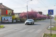 331231 Billboard, Plzeň - Slovany (Nepomucká)