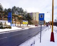 601022 Billboard, Světlá nad Sázavou   (Sázavská - ČS EuroOil  )