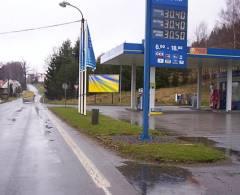 311029 Billboard, Kolinec    (ČS EuroOil, silnice  187     )