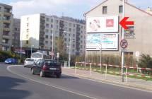Billboard, Děčín (Pohraniční 1 )