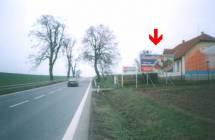 Billboard, Znojmo (I/38 - Pavlice 1, příjezd )