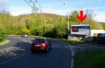Billboard, Ústí nad Labem (Důlce, sm. centrum  )