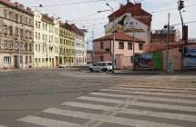 Billboard, Brno - střed (Vranovská)