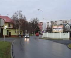 861057 Billboard, Opava (Partyzánská x Zeyerova)