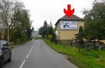 Billboard, Děčín (Litoměřická, příjezd)