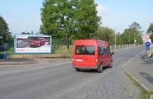 331219 Billboard, Plzeň - Doubravka (Chrástecká)