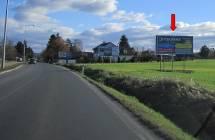 Billboard, Plzeň - Malý Bolevec (U Velkého rybníka)