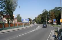 Billboard, Opava (U Náhonu x Jaselská)