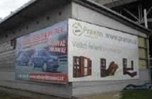 Billboard, Brno - střed (Zvonařka)