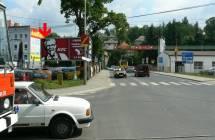 Billboard, Liberec (Košická/Nitranská 1)