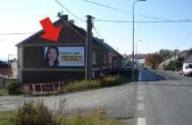 1431001 Billboard, Moravský Beroun (vjezd od OP)