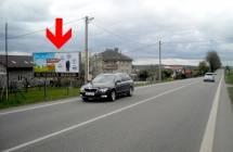 Billboard, Havlíčkův Brod (Radostín, sm. Kolín  )