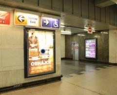 92996 Citylight, Praha 01 - Nové Město (metro C - Hlavní nádraží)
