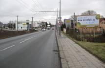 Billboard, Opava (Krnovská)