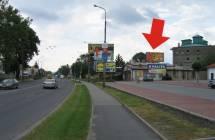 Billboard, Opava (Těšínská ulice I/11)