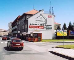 281039 Billboard, Strakonice    (Bezděkovská,Komenského centrum  )