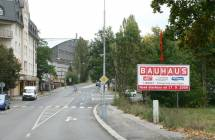 Billboard, Liberec (Sokolská/Šaldovo nám.)