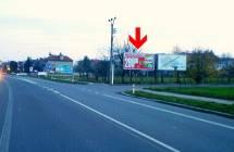 881009 Billboard, Kroměříž (Kojetínská - vjezd)