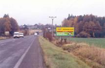 Billboard, Ostrava, okolí (I/58)