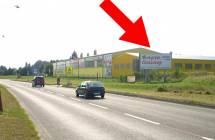 Billboard, Olomouc (Okružní, městská spojka )