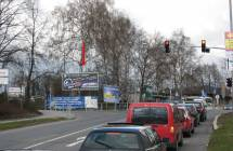 Billboard, Liberec (Letná/Polní, Kaufland,OBI)