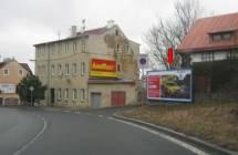 Billboard, Karlovy Vary (Studentská)