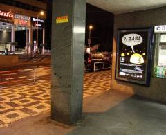92234 Citylight, Praha 03 - Žižkov (metro A - Flora)