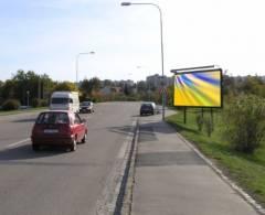 711422 Billboard, Brno - Bystrc  (Rakovecká X Stará dálnice  )