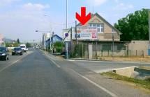 Billboard, Beroun (Plzeňská 1 )