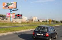 331299 Billboard, Plzeň - Bory (Folmavská)