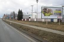 Billboard, Opava (Olomoucká)