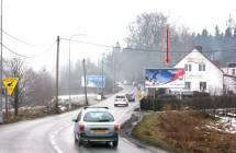 Billboard, Liberec (Kunratická 3, výjezd)
