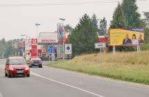Billboard, Opava (I/57, Hradecká ul.)