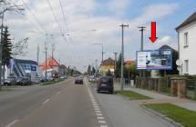 331273 Billboard, Plzeň - Bručná (Nepomucká x Na Líše)