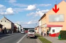 Billboard, Plzeň (Líně)