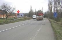 Billboard, Havlíčkův Brod (Skuhrov 1, příjezd )