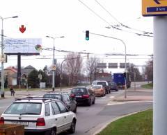 573005 Bigboard, Pardubice - Bílé předměstí (Dašická x Na Drážce)