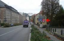 Billboard, Liberec (Sokolská 2 - průjezd  )
