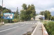 Billboard, Frenštát p. R. (Aquapark)