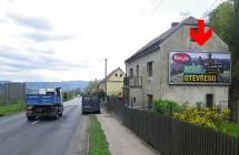 Billboard, Děčín (Kamenická - vjezd po I/13 )