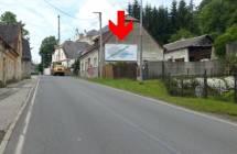 Billboard, Moravský Beroun  (Opavská, vjezd )